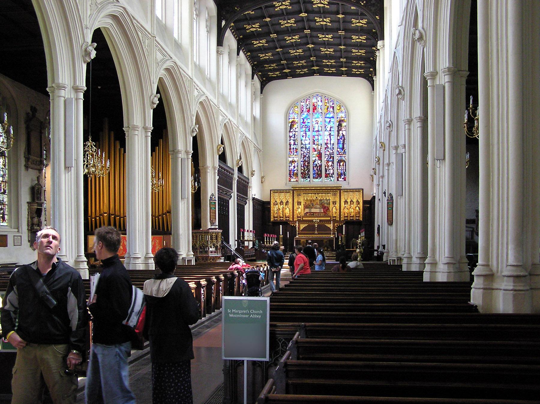 crkva sv margarete u westminsteru mapio net