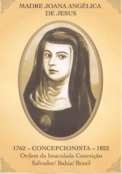Veja o que saiu no Migalhas sobre Joana Angélica
