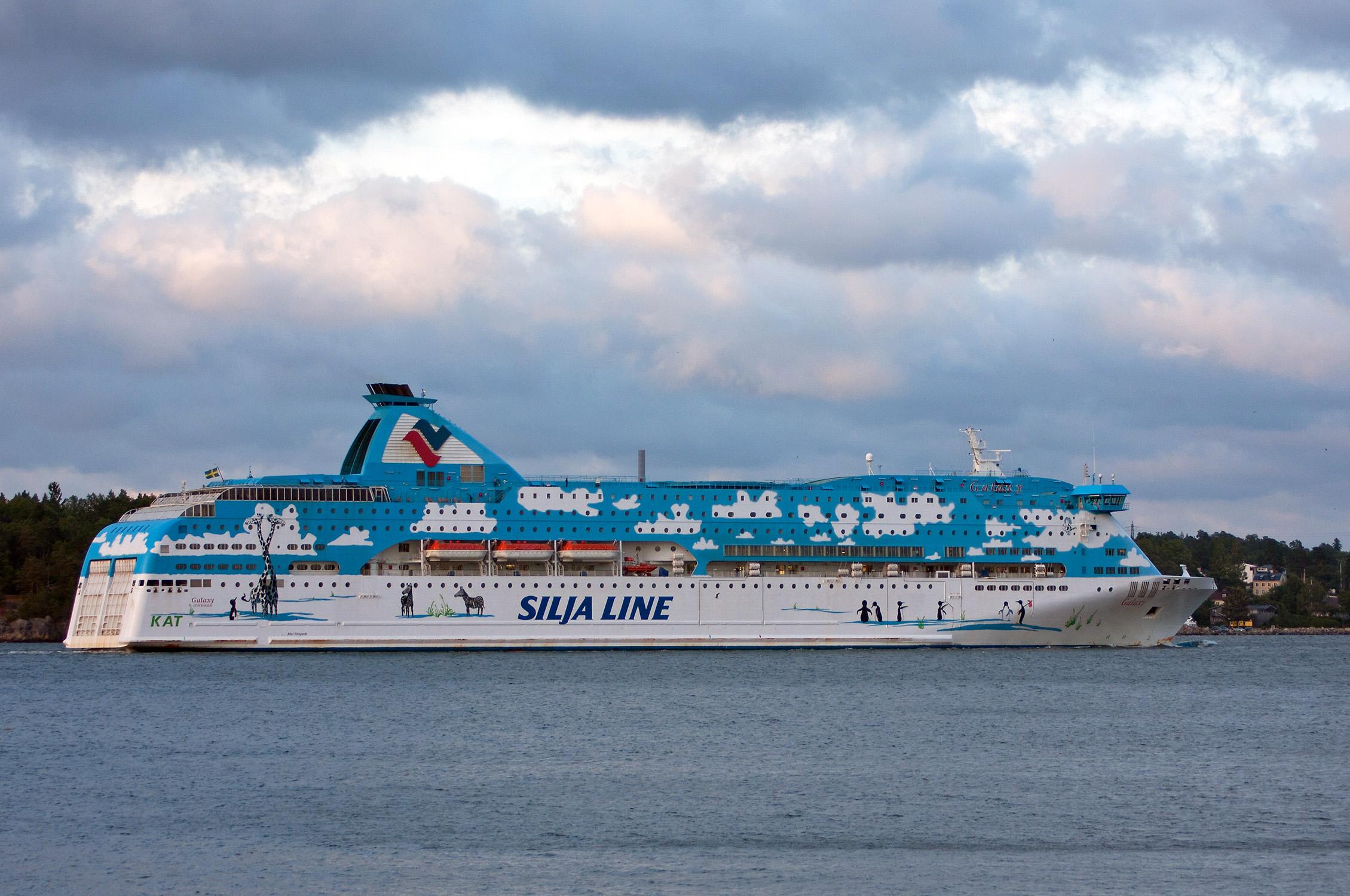 Tallink Galaxy Wikipedia