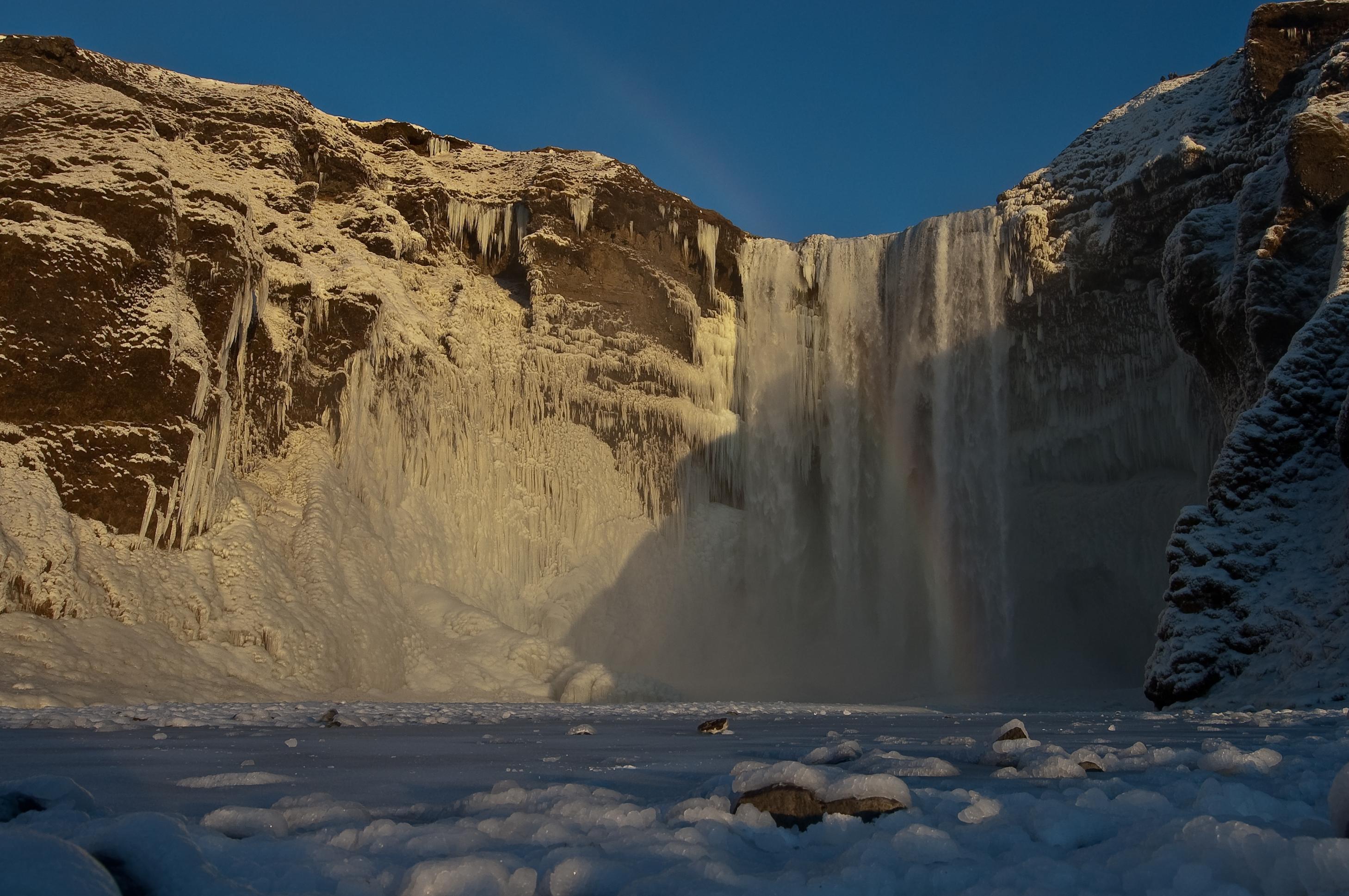 Iceland South Coast Tour Areas