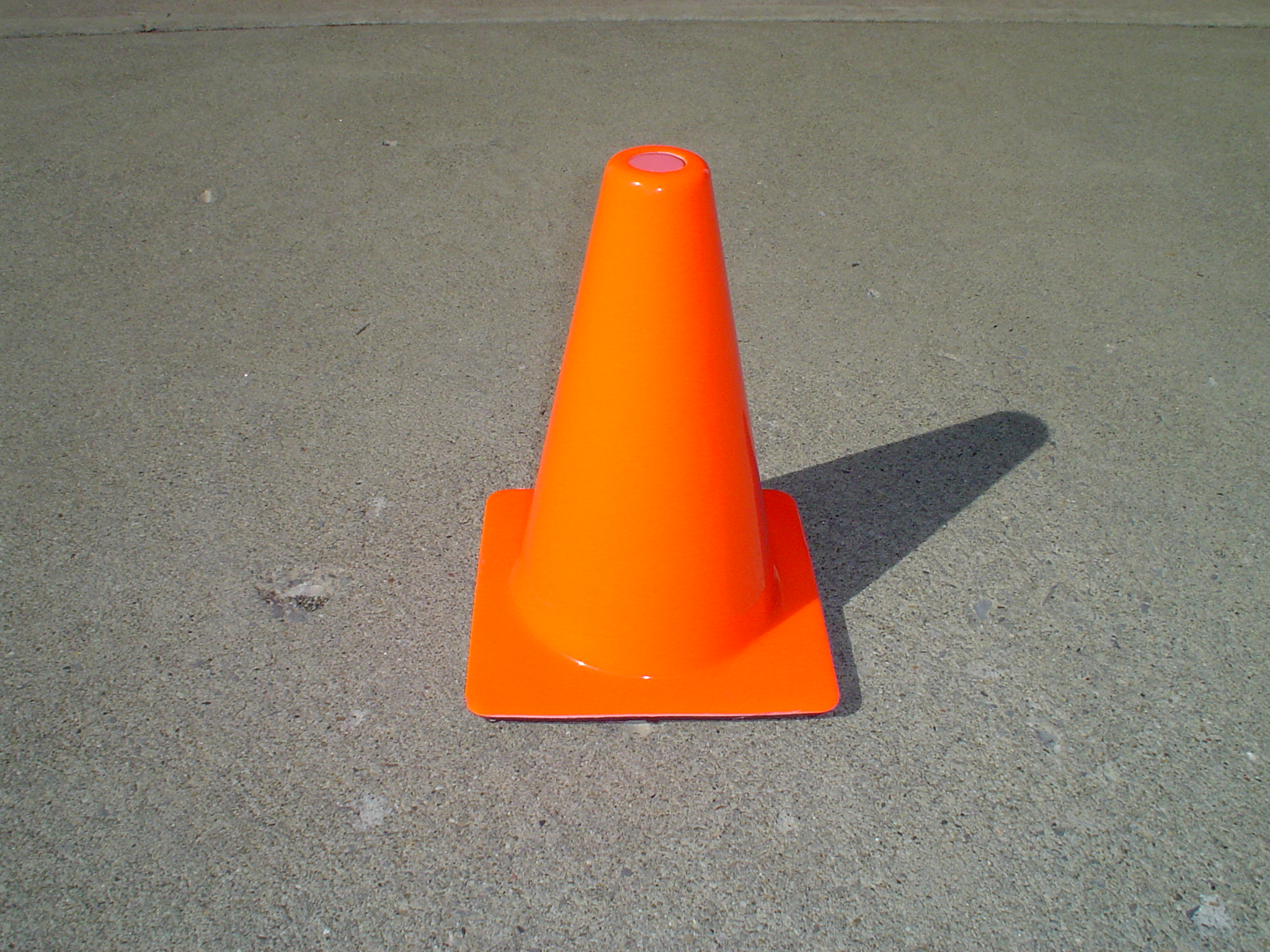Dating a traffic cone