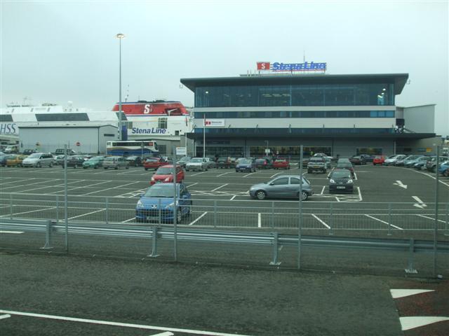 Belfast Stena Line Terminal Car Park
