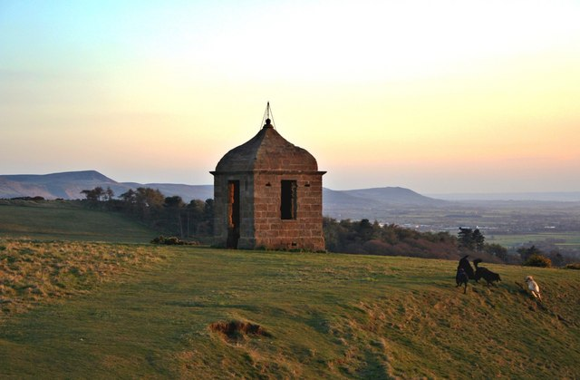Summer House, Roseberry Topping - geograph.org.uk - 1546510