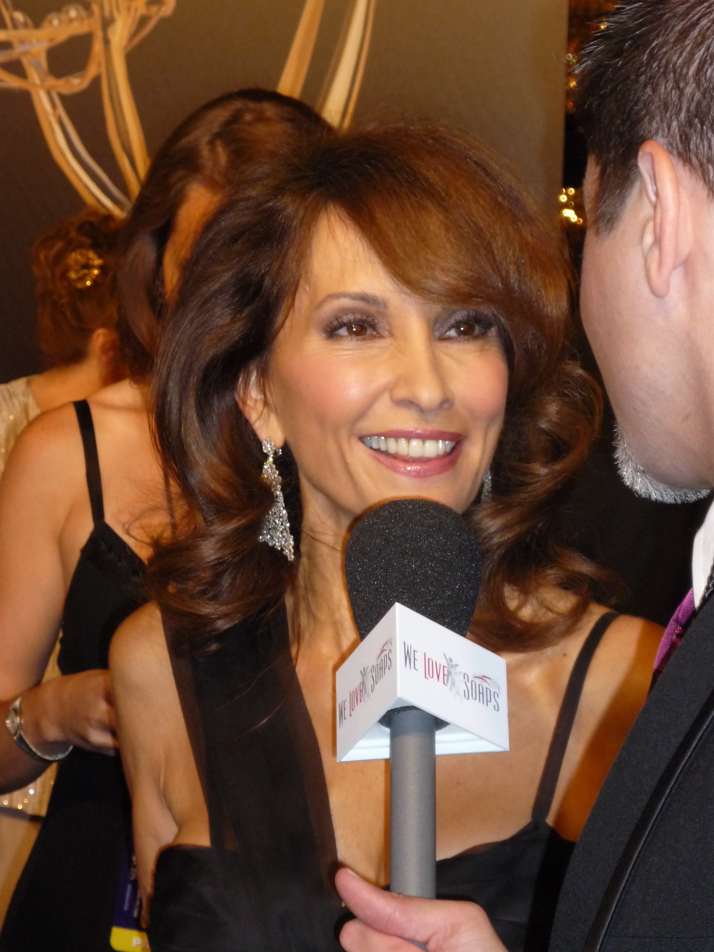 The 71-year old daughter of father Victor Lucci and mother Jeanette Granquist Susan Lucci in 2018 photo. Susan Lucci earned a  million dollar salary - leaving the net worth at 45 million in 2018