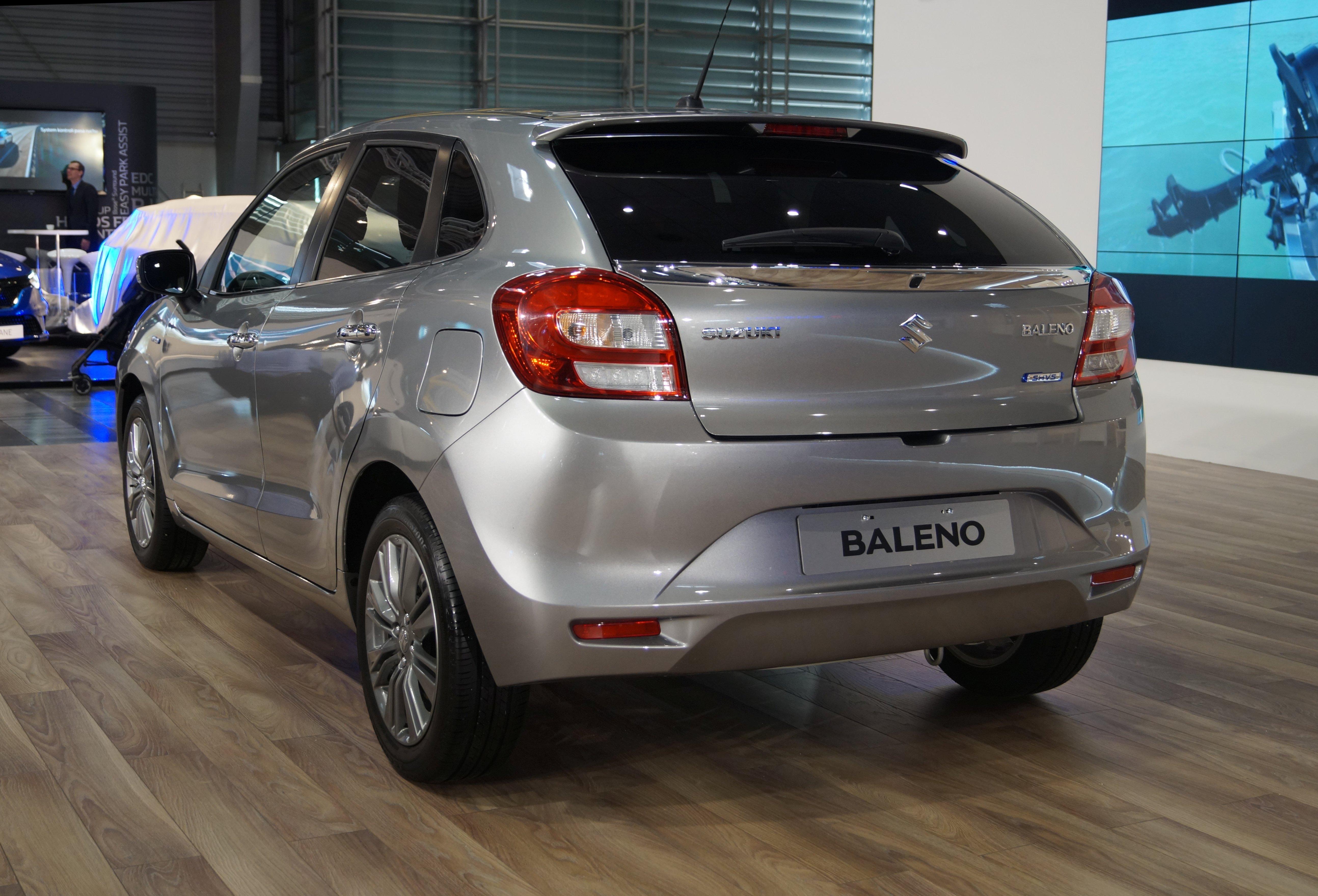 Suzuki Baleno Lebanon