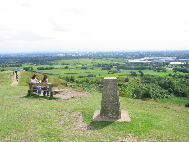 Tandle Hill - geograph.org.uk - 9808
