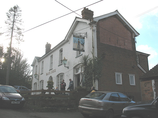 The Black Horse, Stansted - geograph.org.uk - 1092208