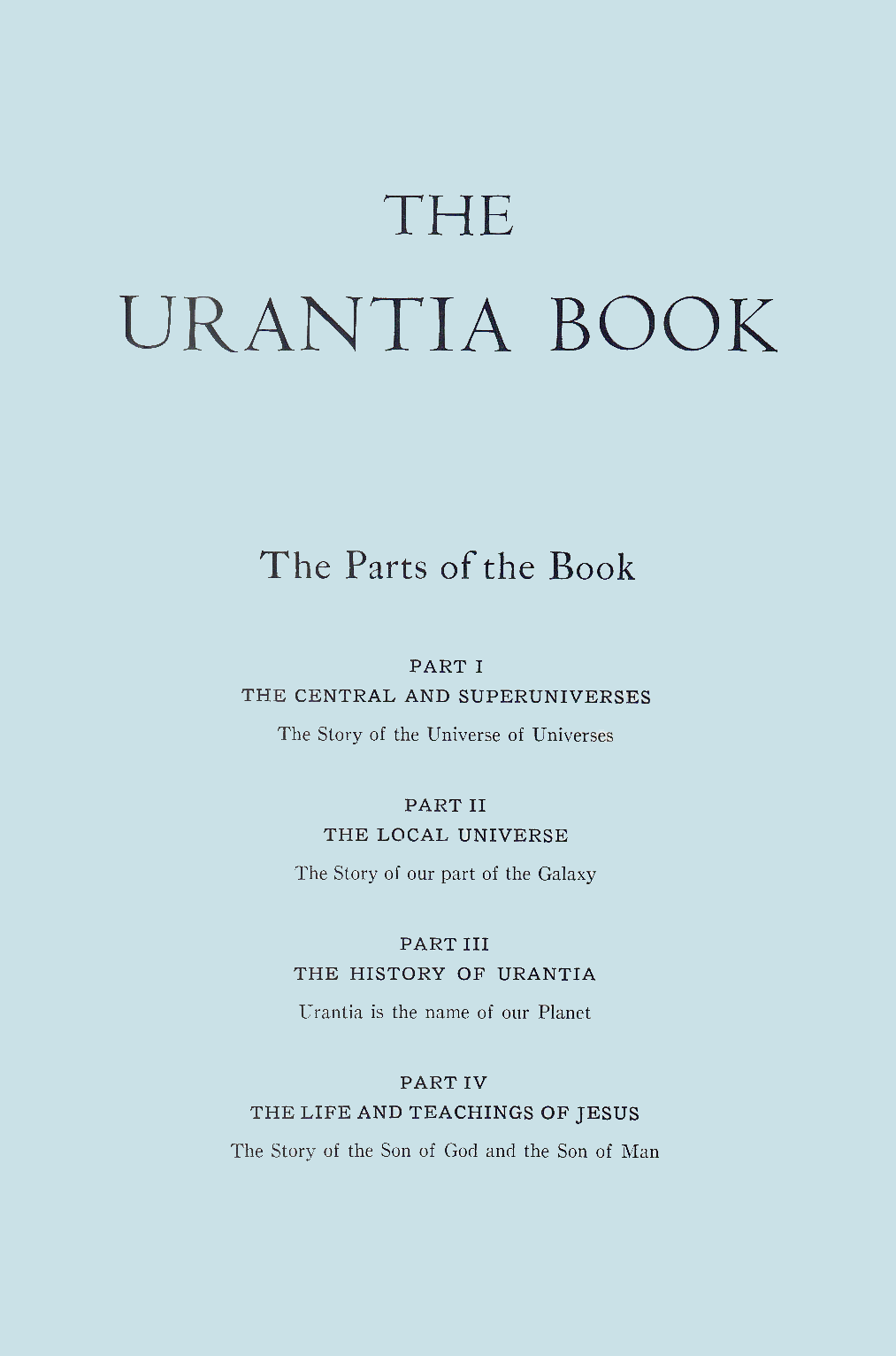 The Urantia Book - Wikipedia
