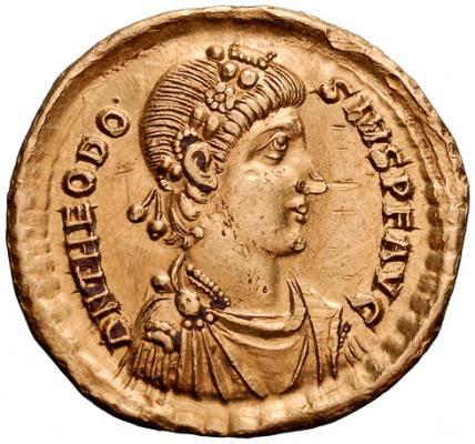 Θεοδόσιος Α΄ - Βικιπαίδεια