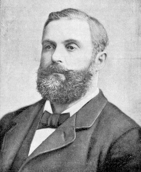 Portrait of Knox, published in the ''New York Times'' on January 7, 1896, on his death.