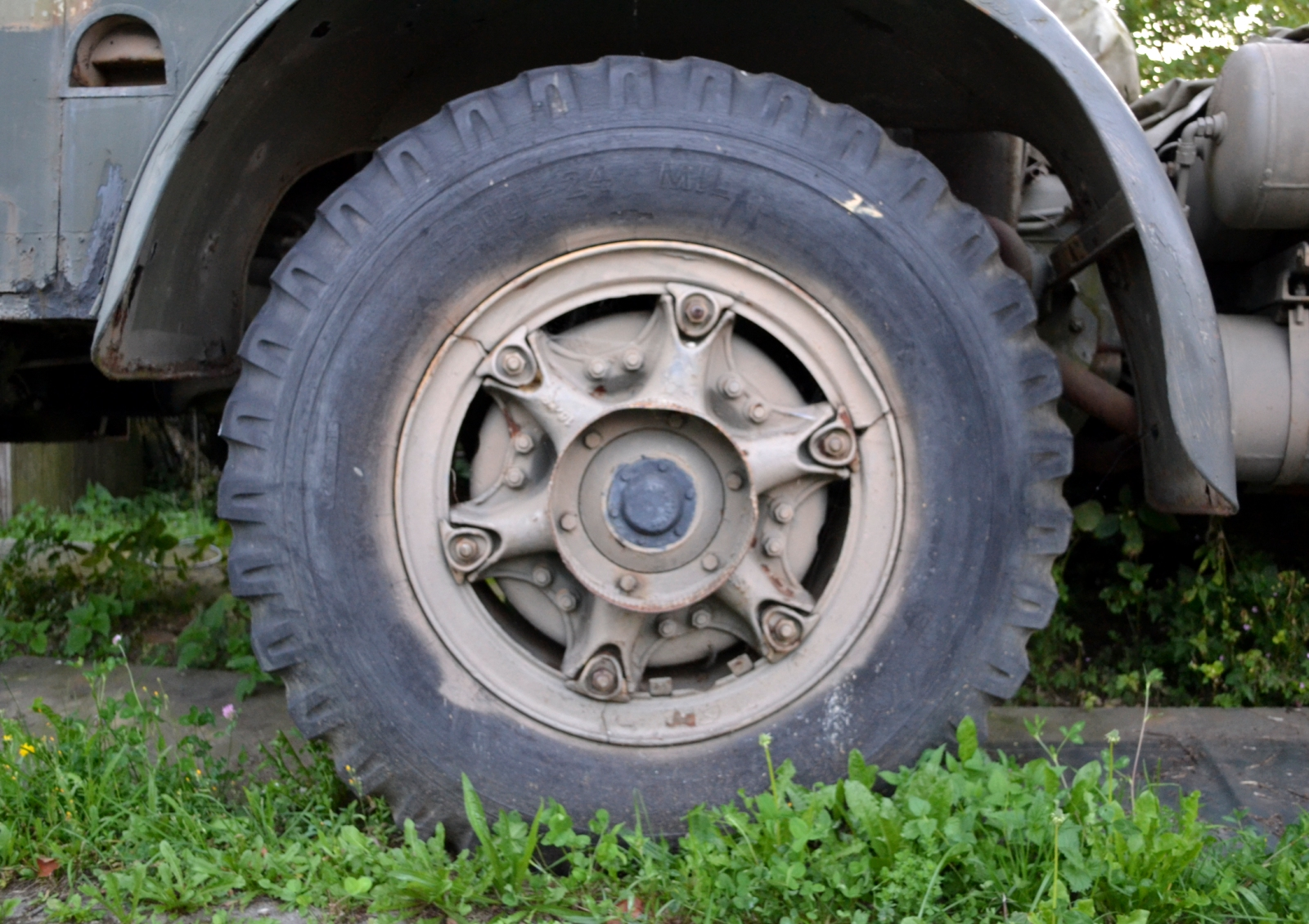 تایر کامیون