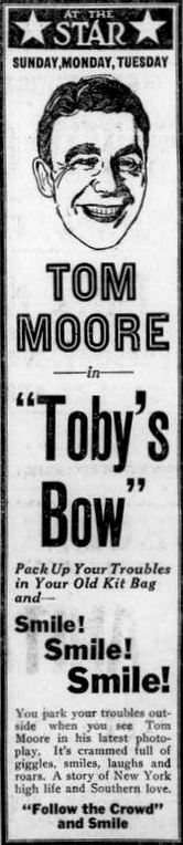 Toby's Bow