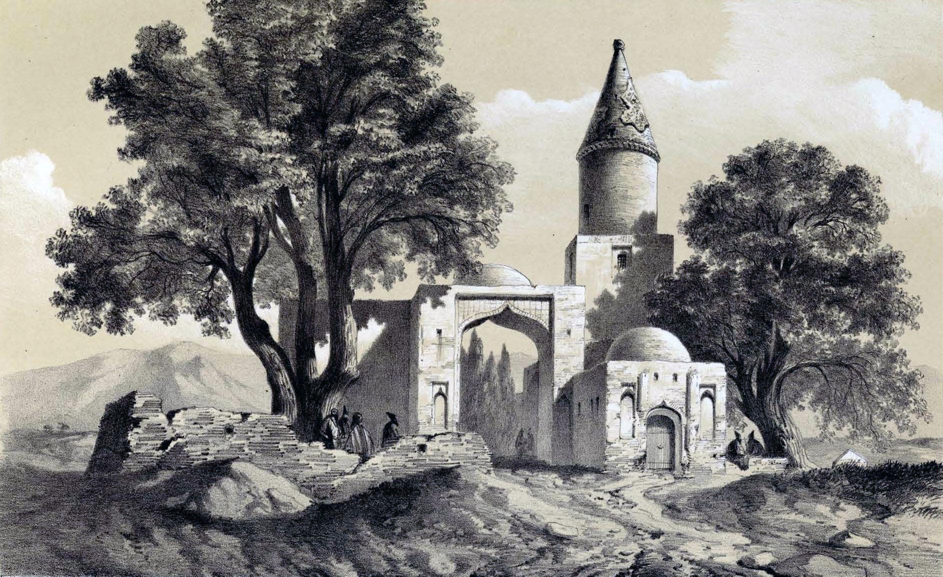 امامزاده کهریز