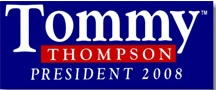 Tommy Thompson 2008 presidential campaign