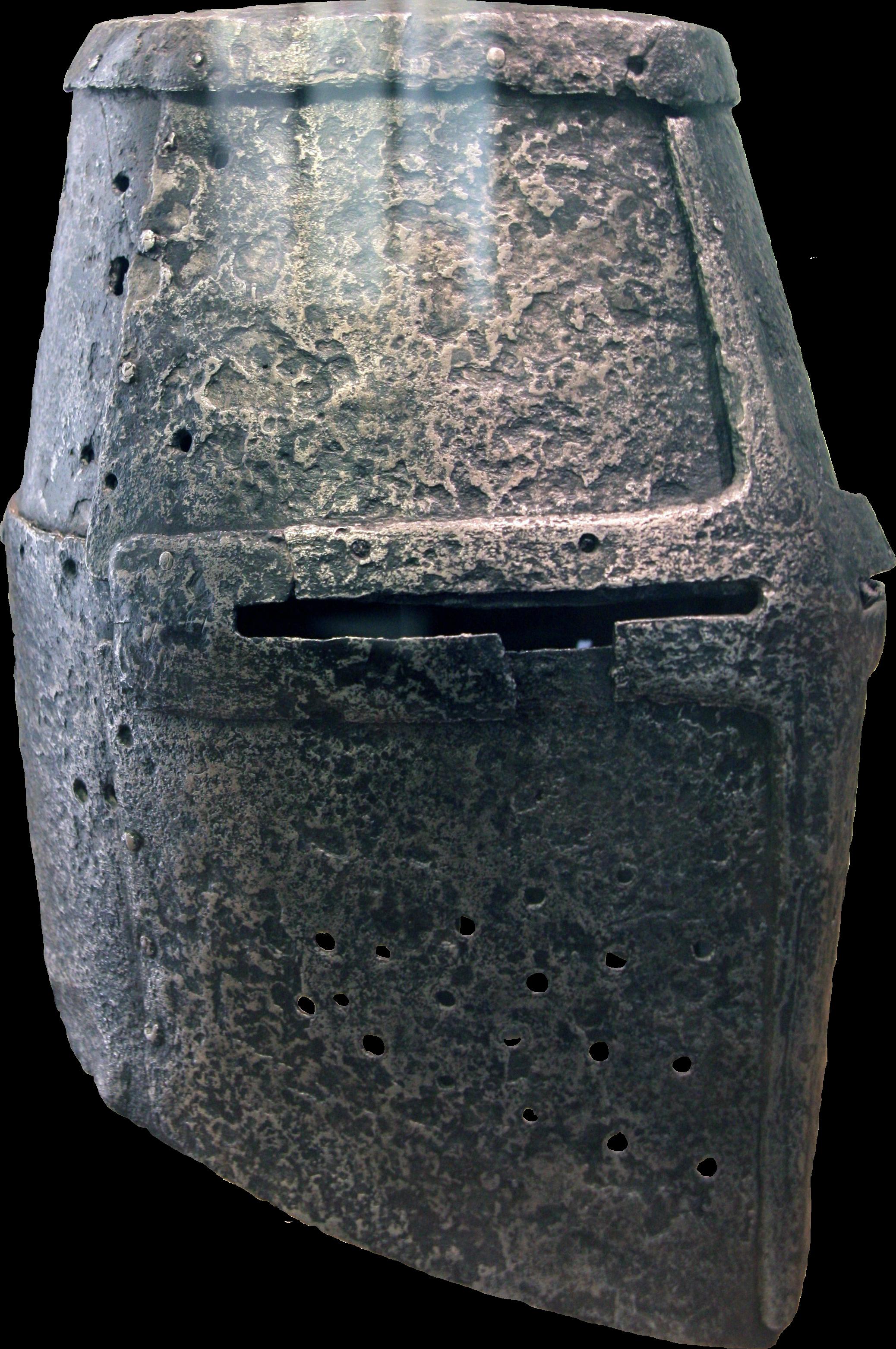 Great helm - Wikipedia