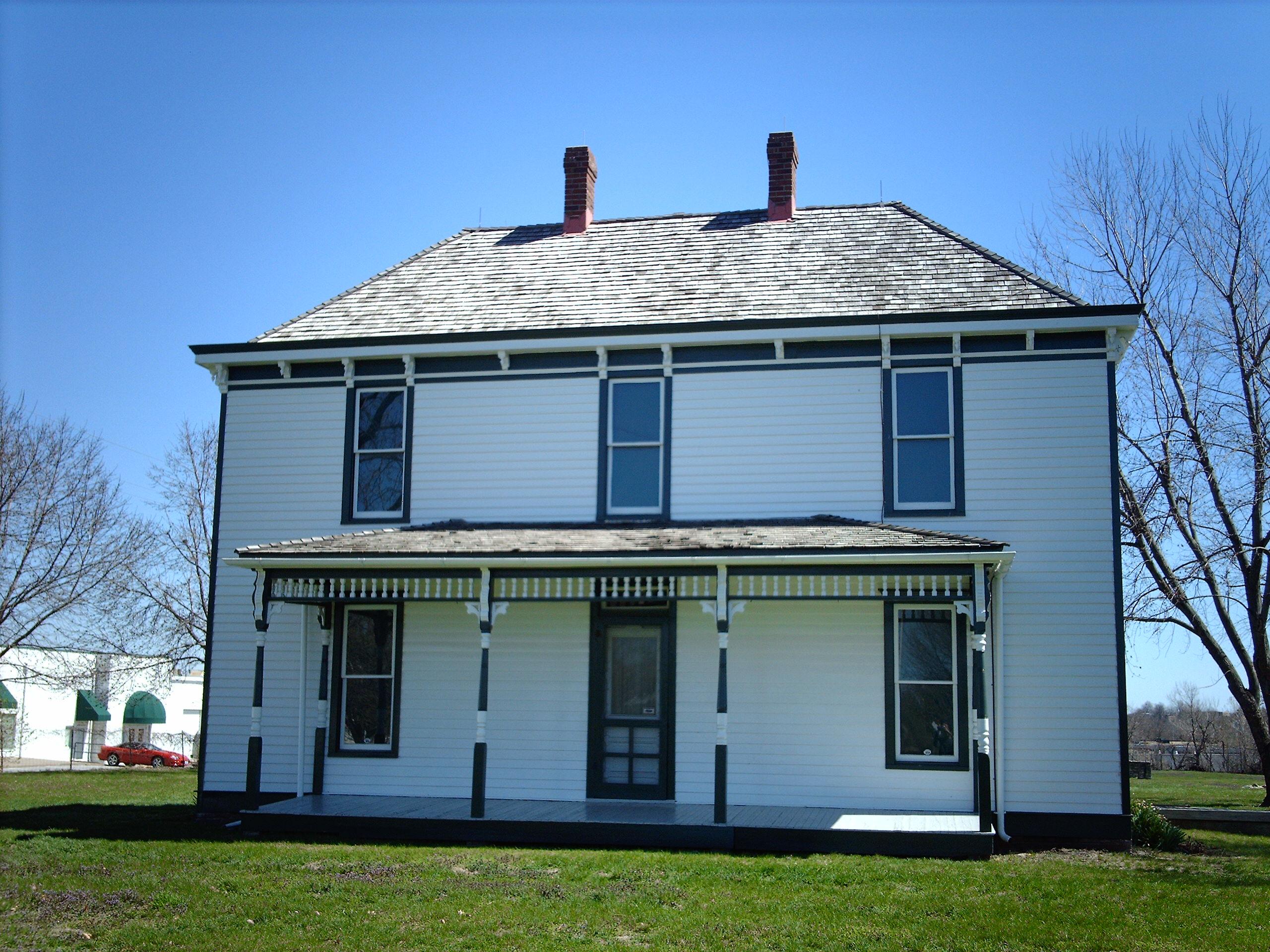 Harry S Truman Farm Home Wikipedia