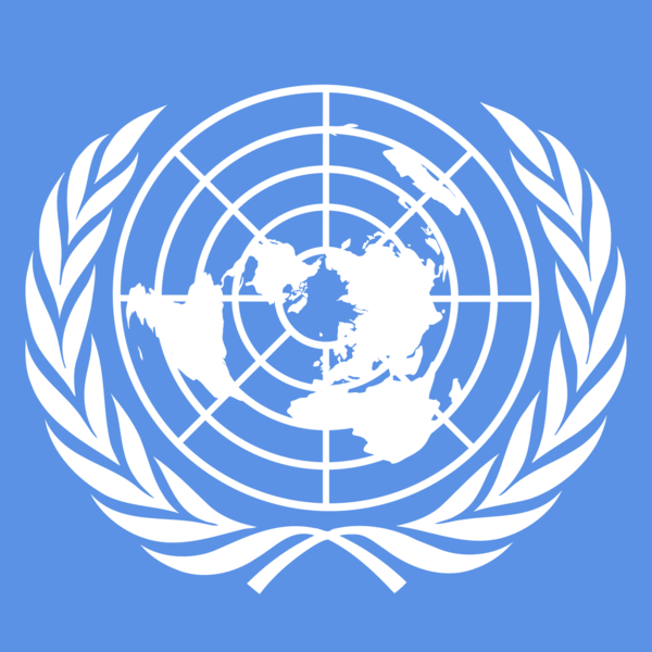 File Un Emblem White On Blue Background Png Wikimedia Commons