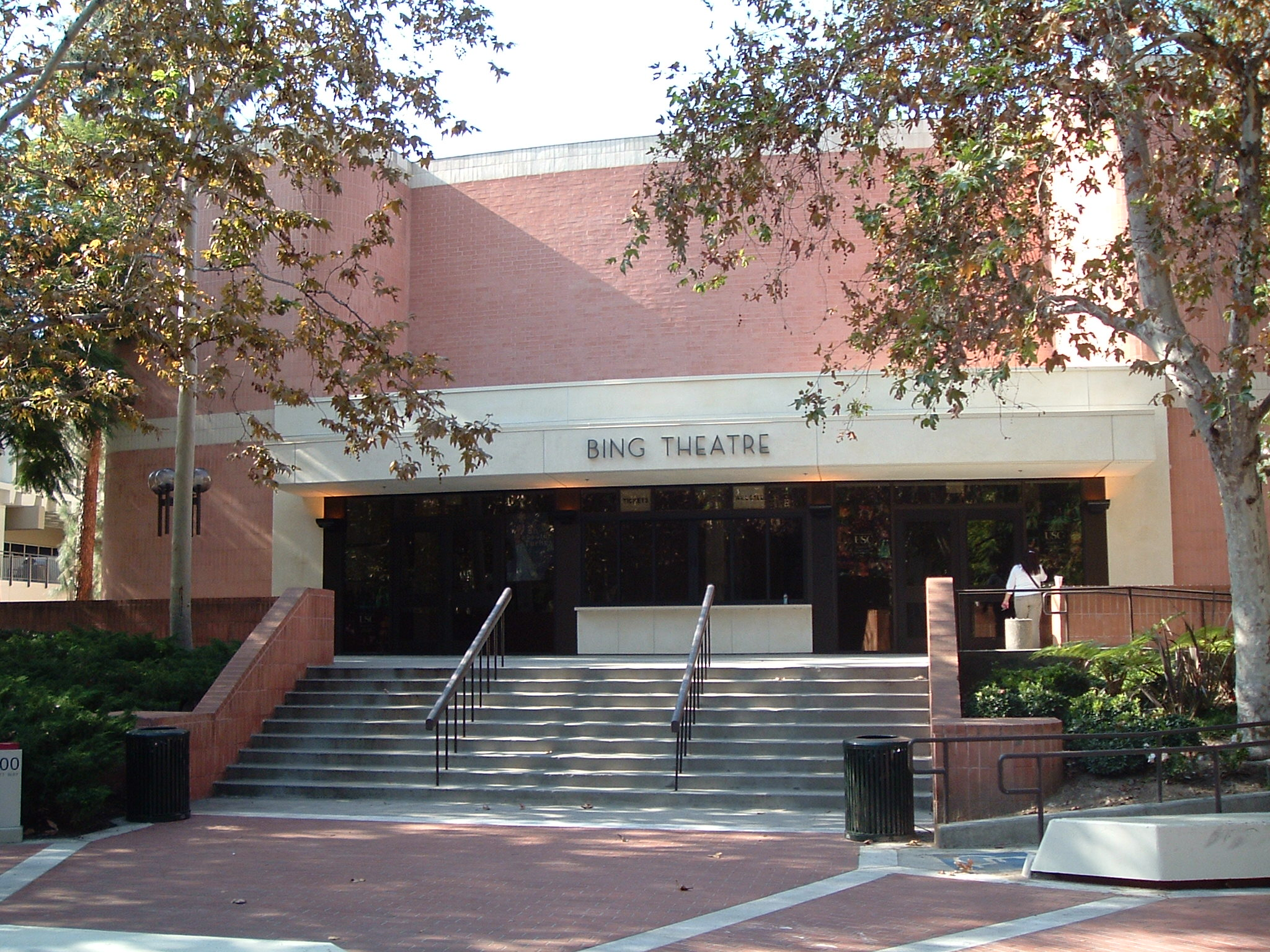 Image result for bing theater usc