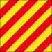 US Naval Signal Flag Yankee.jpg