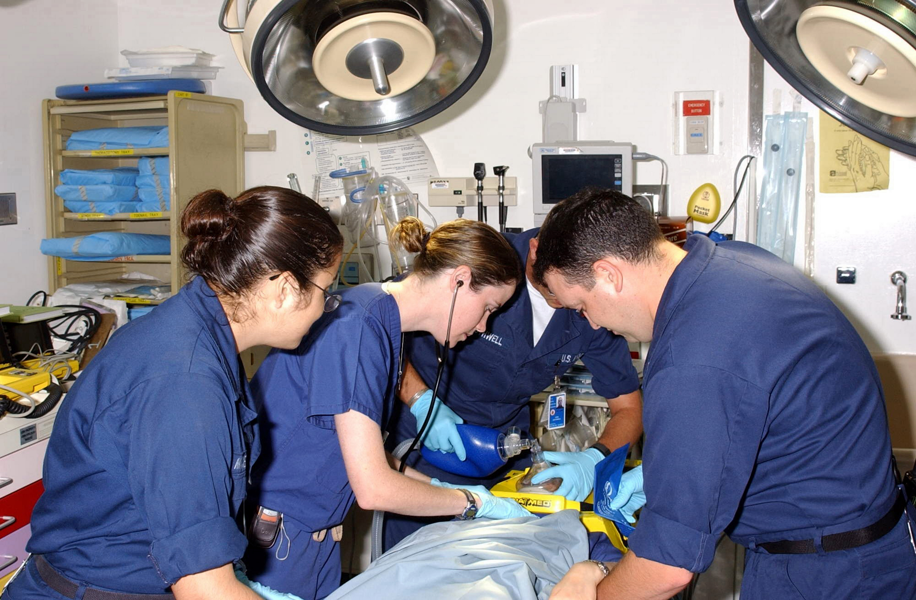 Center of Excellence - Trauma Services