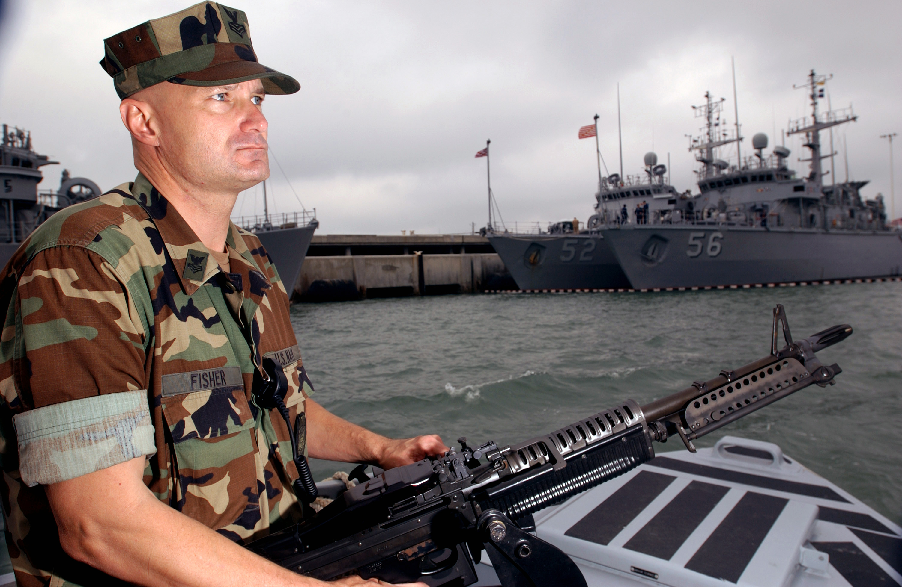 Ingleside (TX) United States  city photos gallery : ... reservist providing security aboard Naval Station Ingleside, Texas