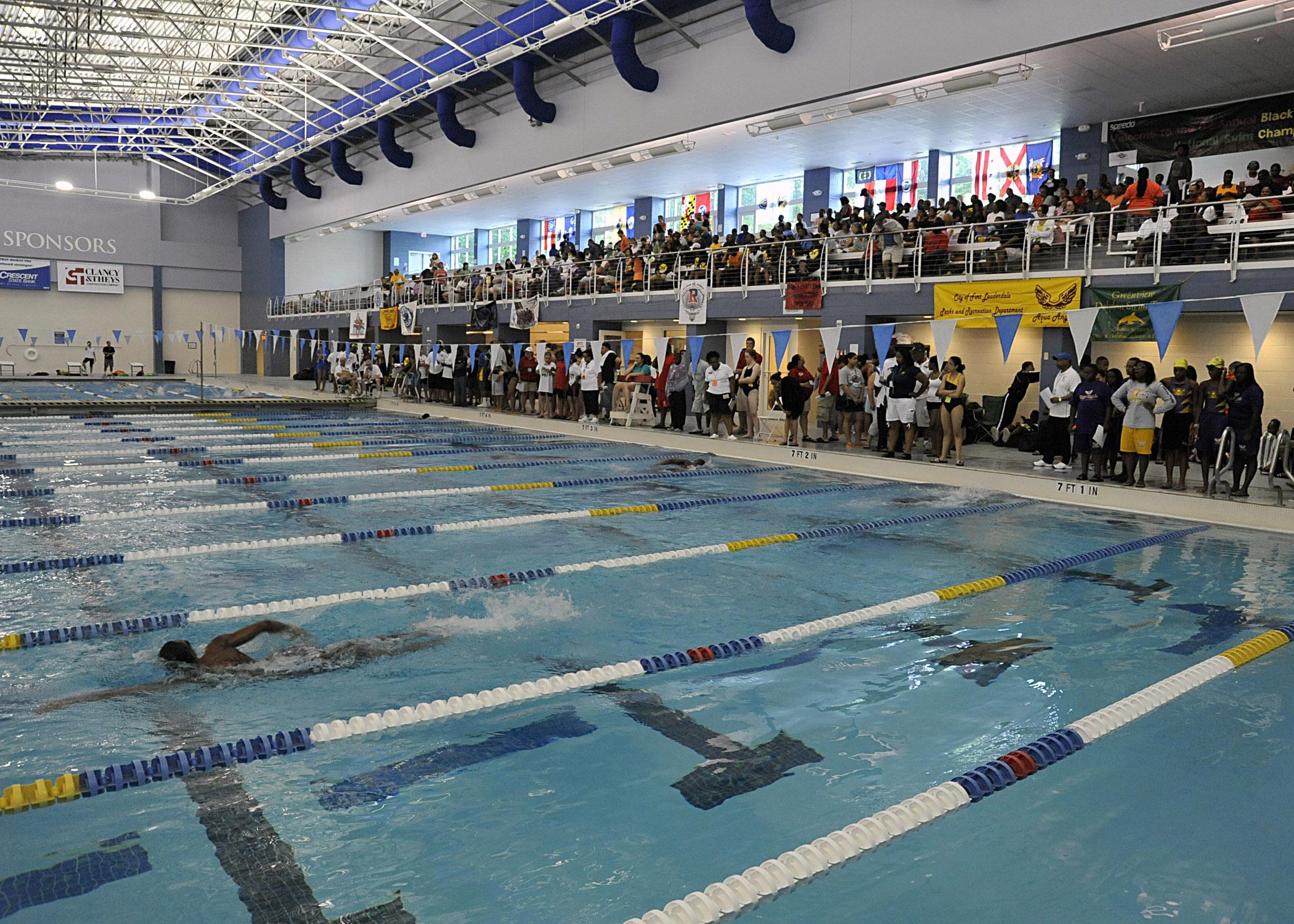 black heritage swim meet