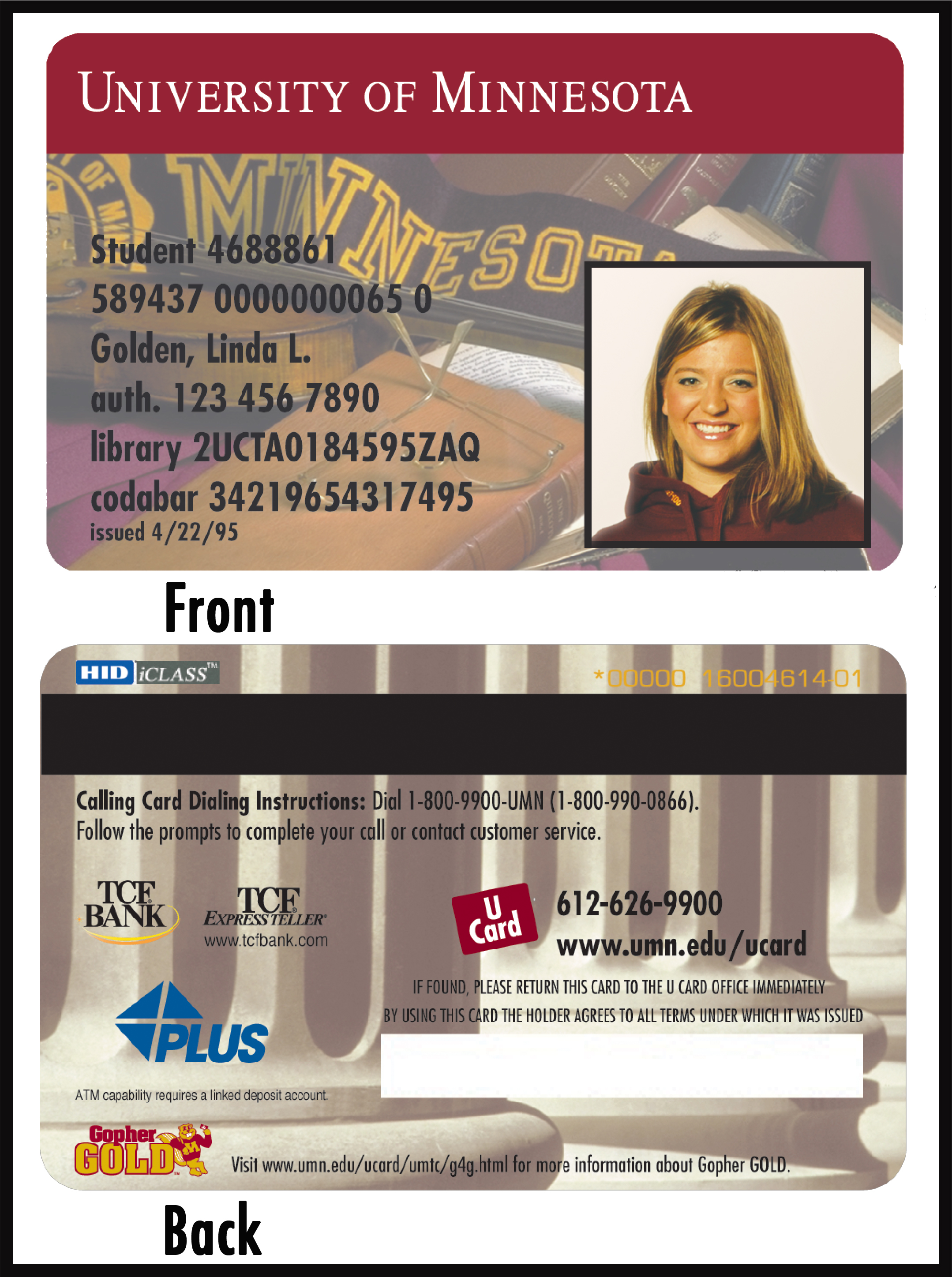 U Card FileU Card Frontback jpg