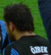 Ufuk Özbek Turkish footballer