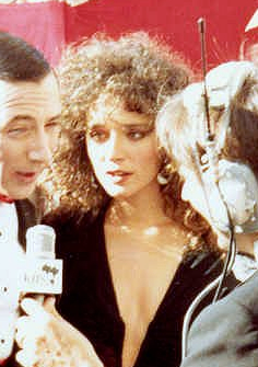 Valeria Golino in 1988