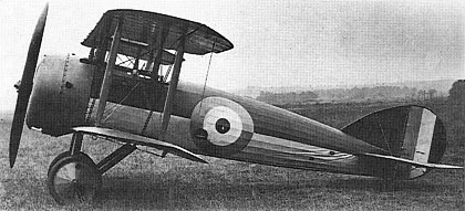 Vickers E.S.1 from left