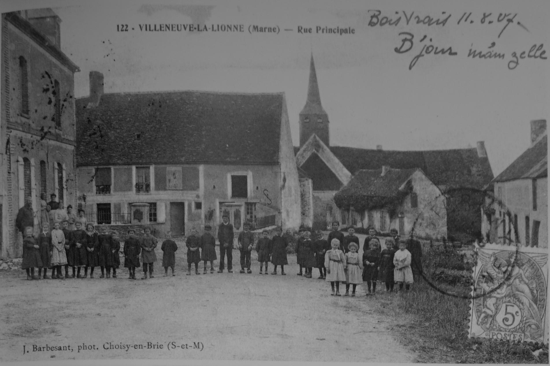 Villeneuve-la-Lionne