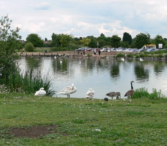 Watermead Country Park, Leicester - geograph.org.uk - 473502