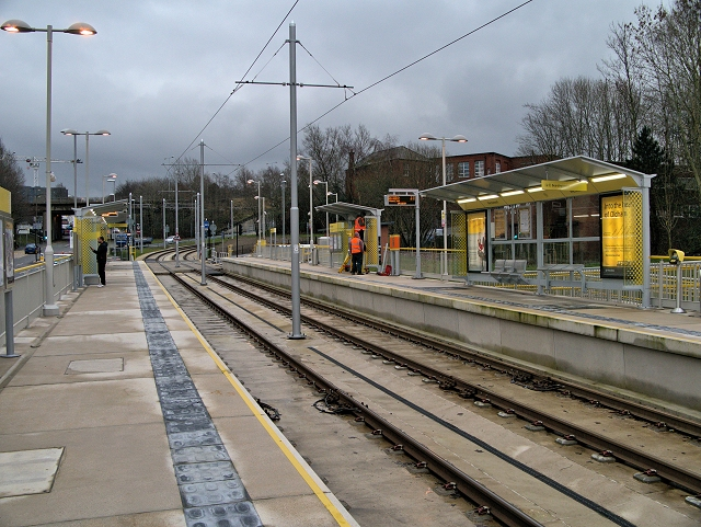 Westwood Tram Stop