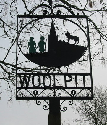 Green children of Woolpit - Wikipedia