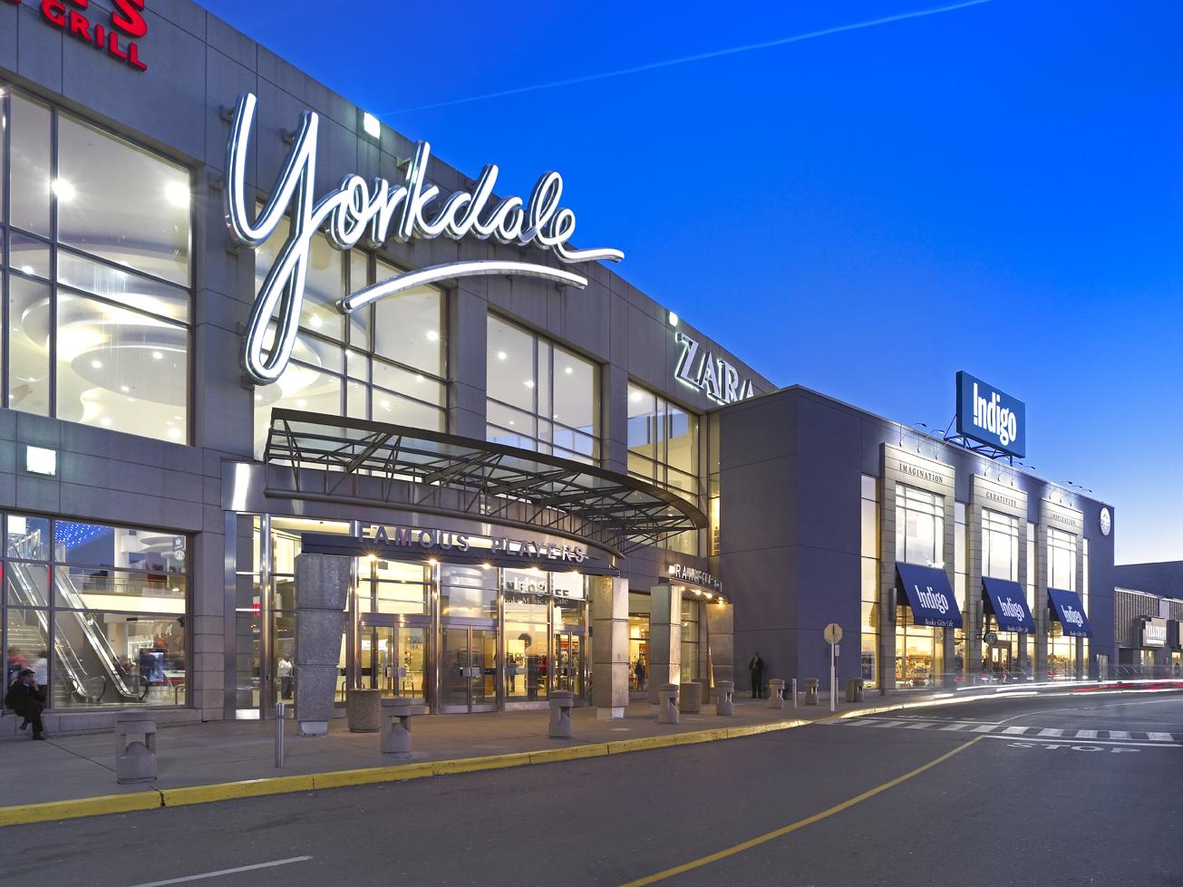 File Yorkdale Mall Jpg Wikimedia Commons