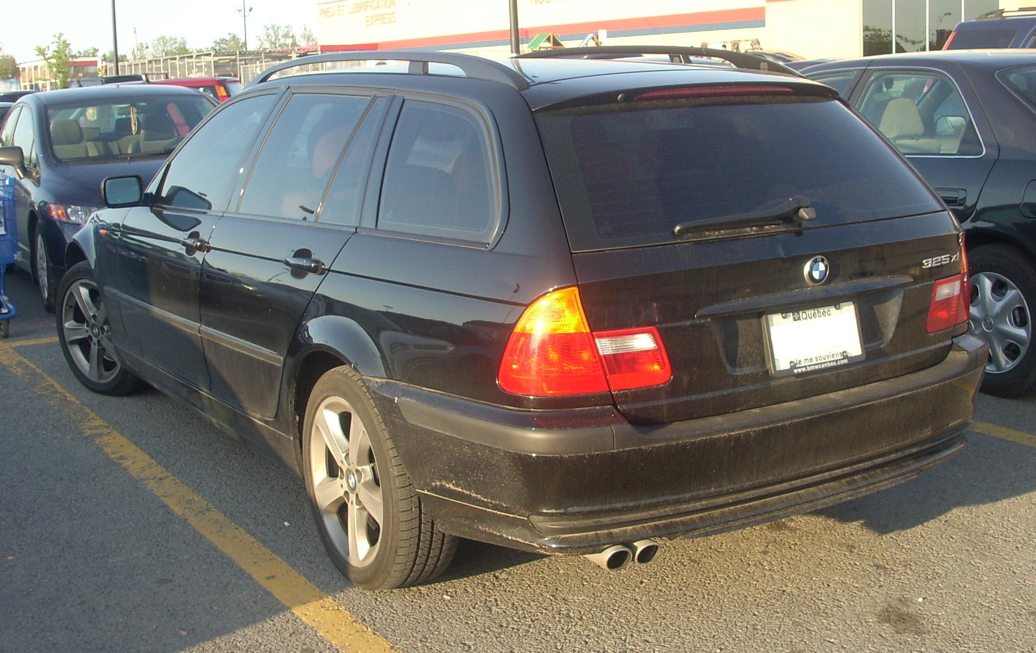 File BMW Xi WagonJPG Wikimedia Commons - 2008 bmw 325xi