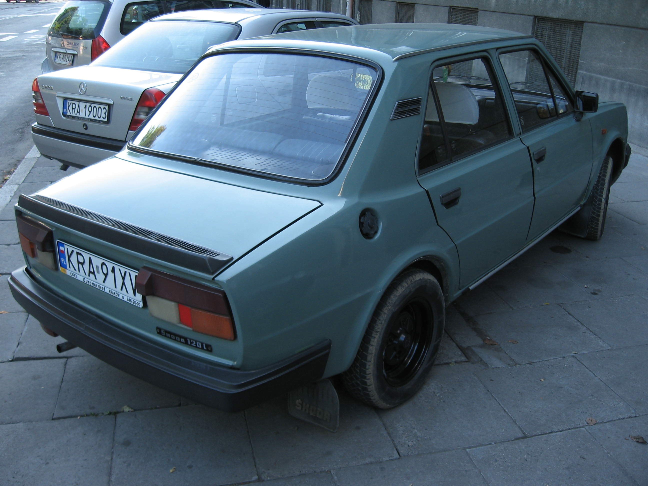skoda 1988