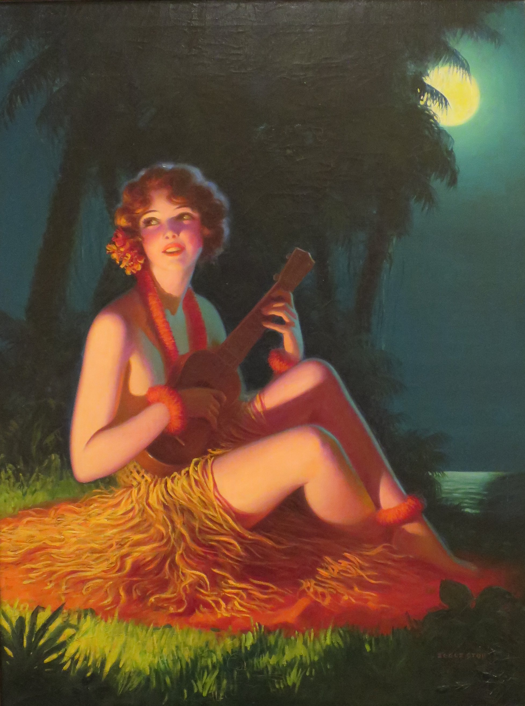 hawaiian girls nude pic