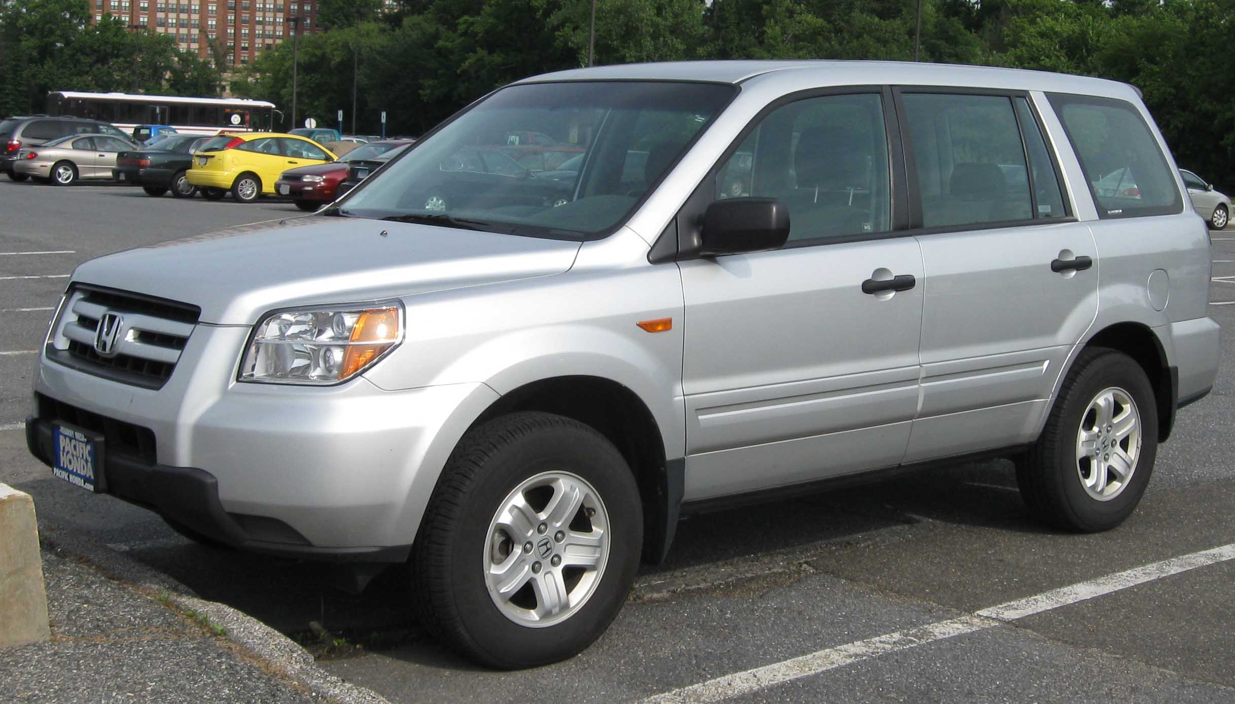 Honda Pilot Touring Wd For Sale