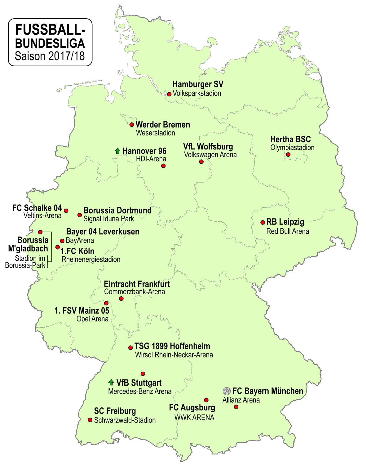 Fussball Bundesliga 2017 18 Wikipedia