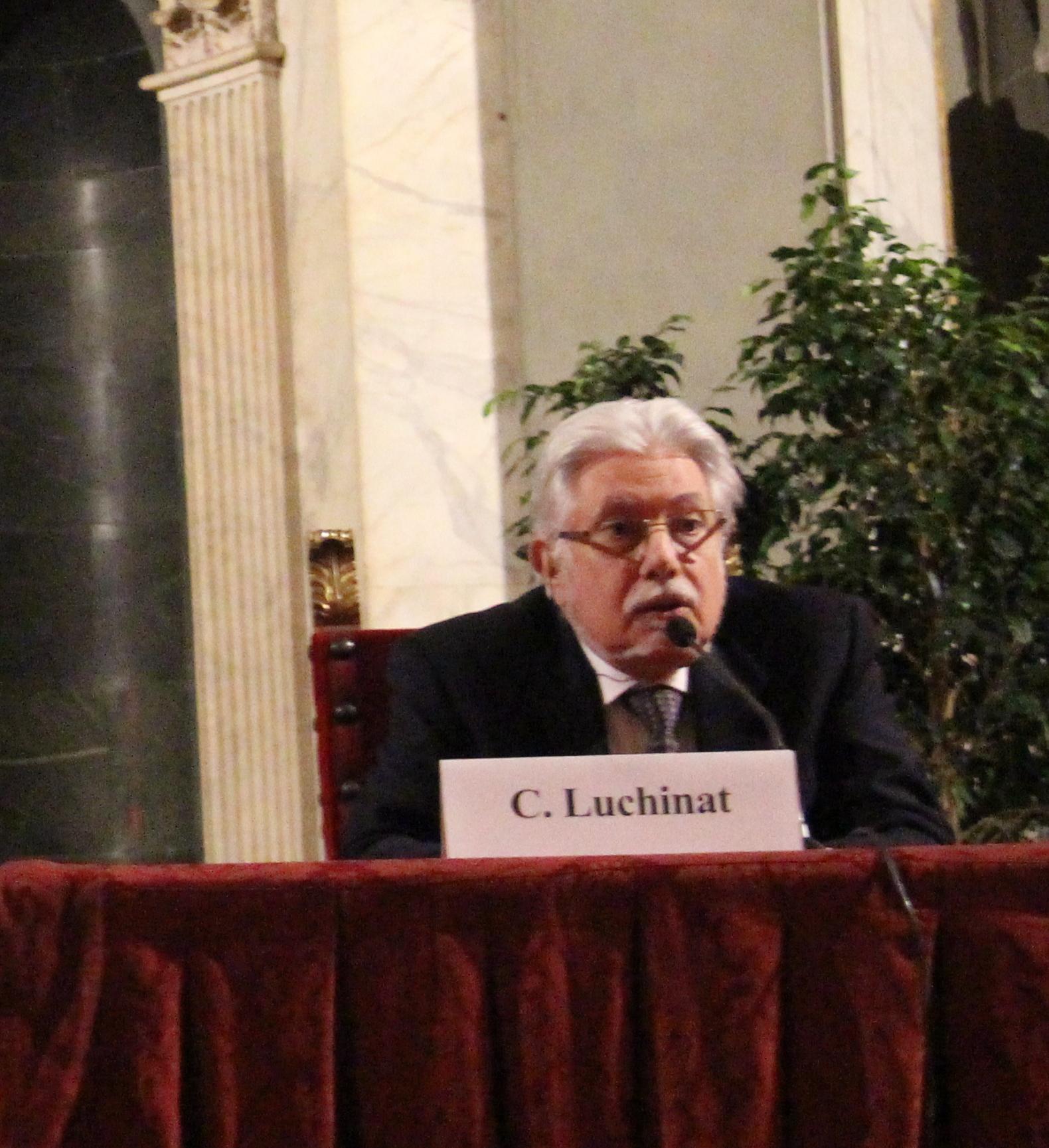 image of Claudio Luchinat