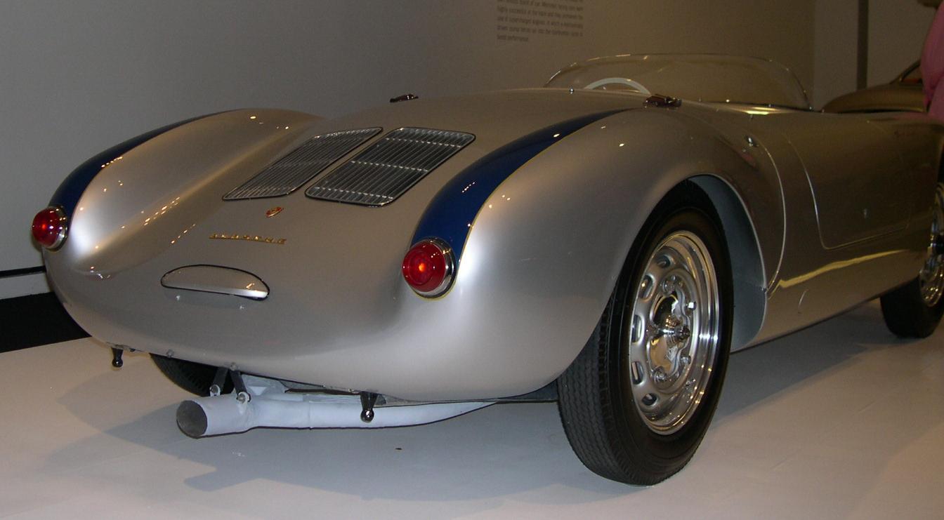 file:1955 porsche 550 spyder rear - wikimedia commons