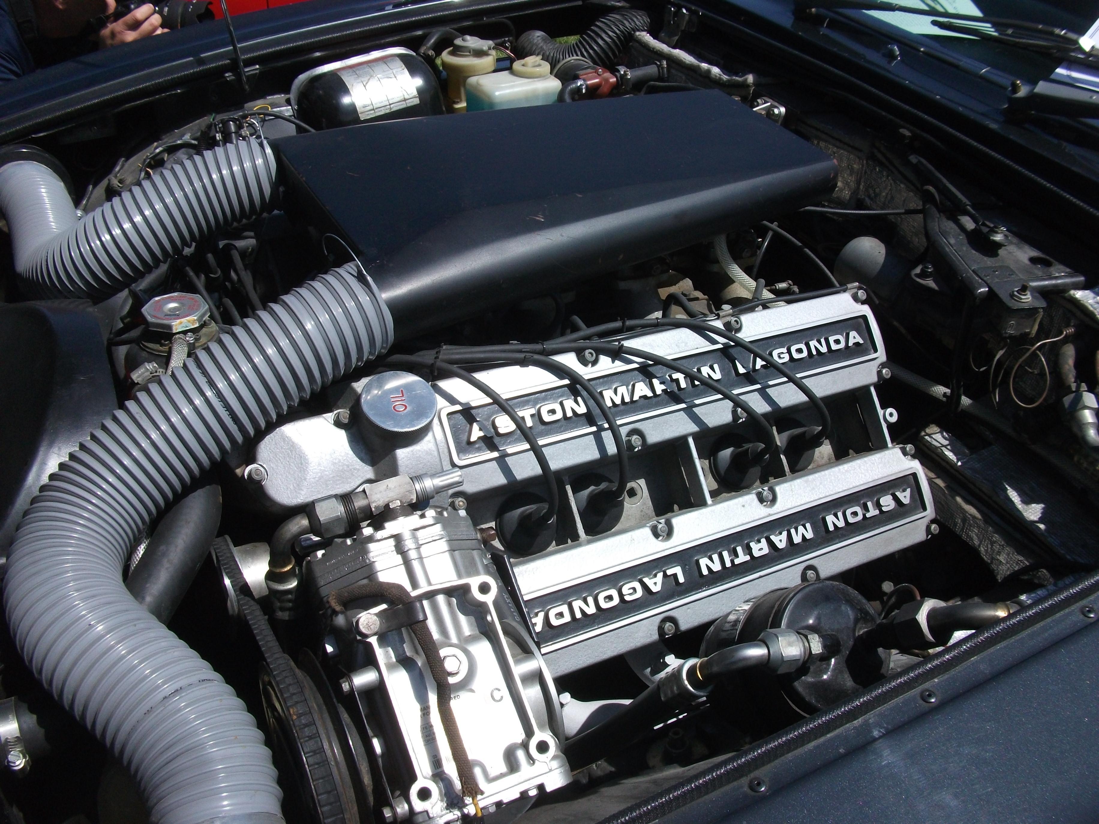 File 1976 Aston Martin V8 Engine 5971589633 Jpg Wikimedia Commons