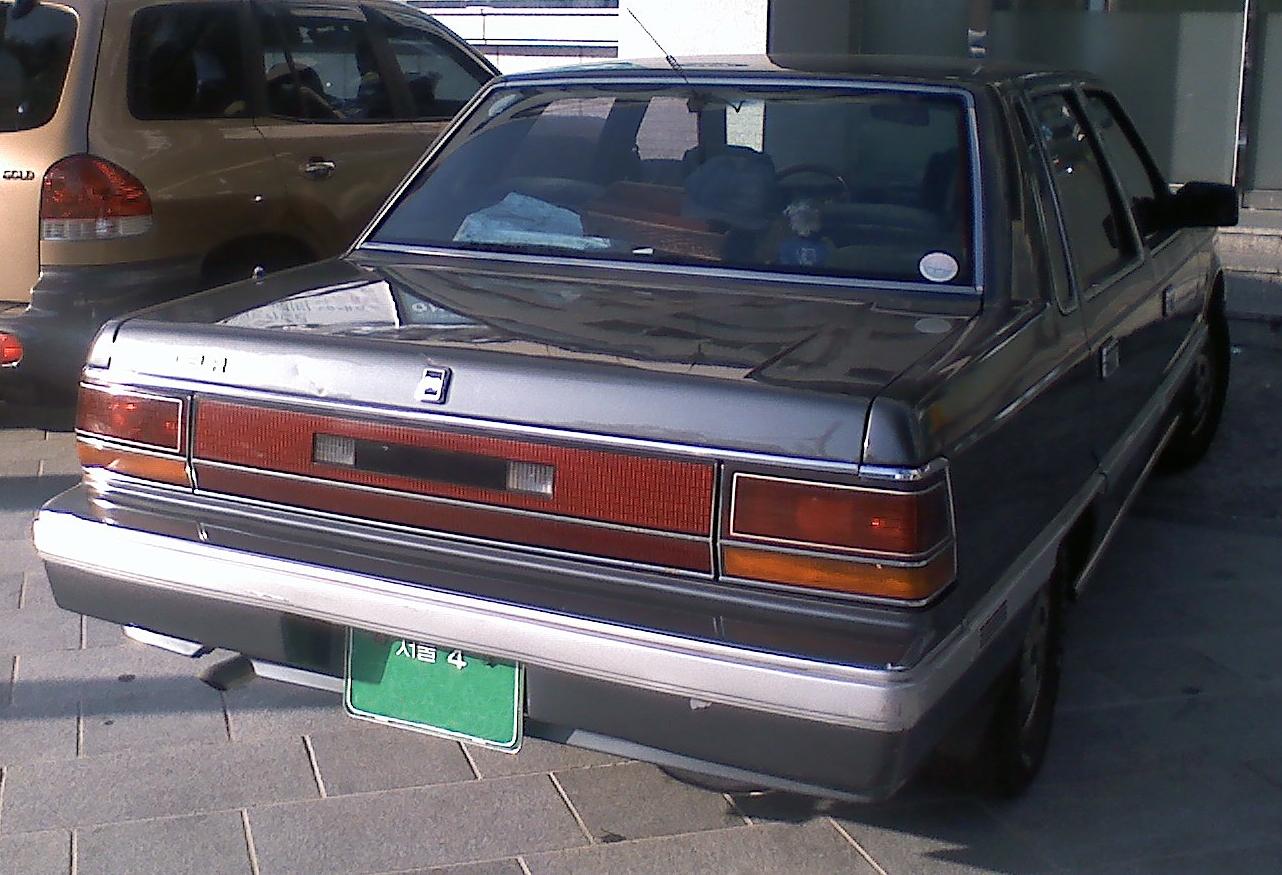 Hyundai Grandeur Rear