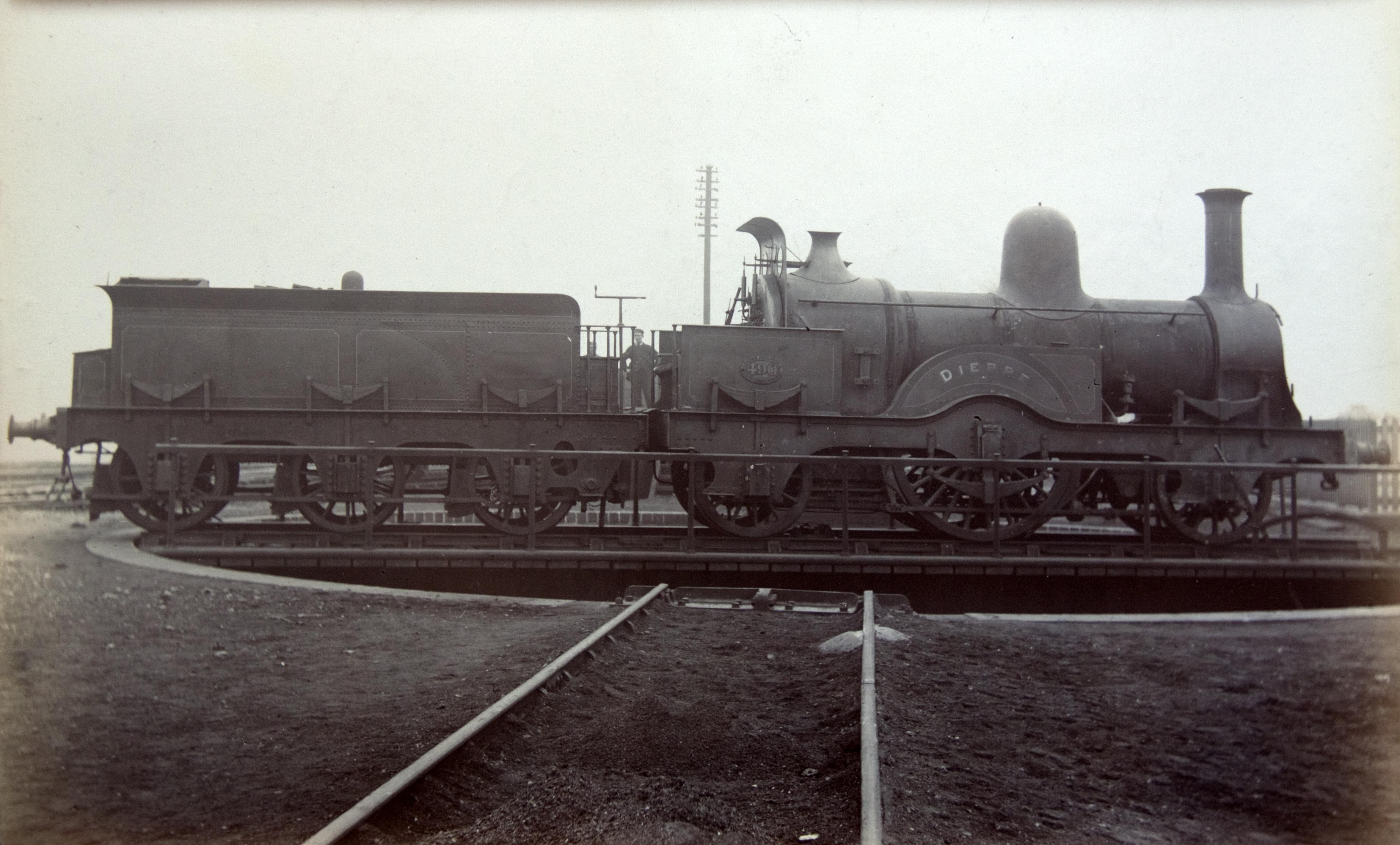 Brighton and South Coast Railway