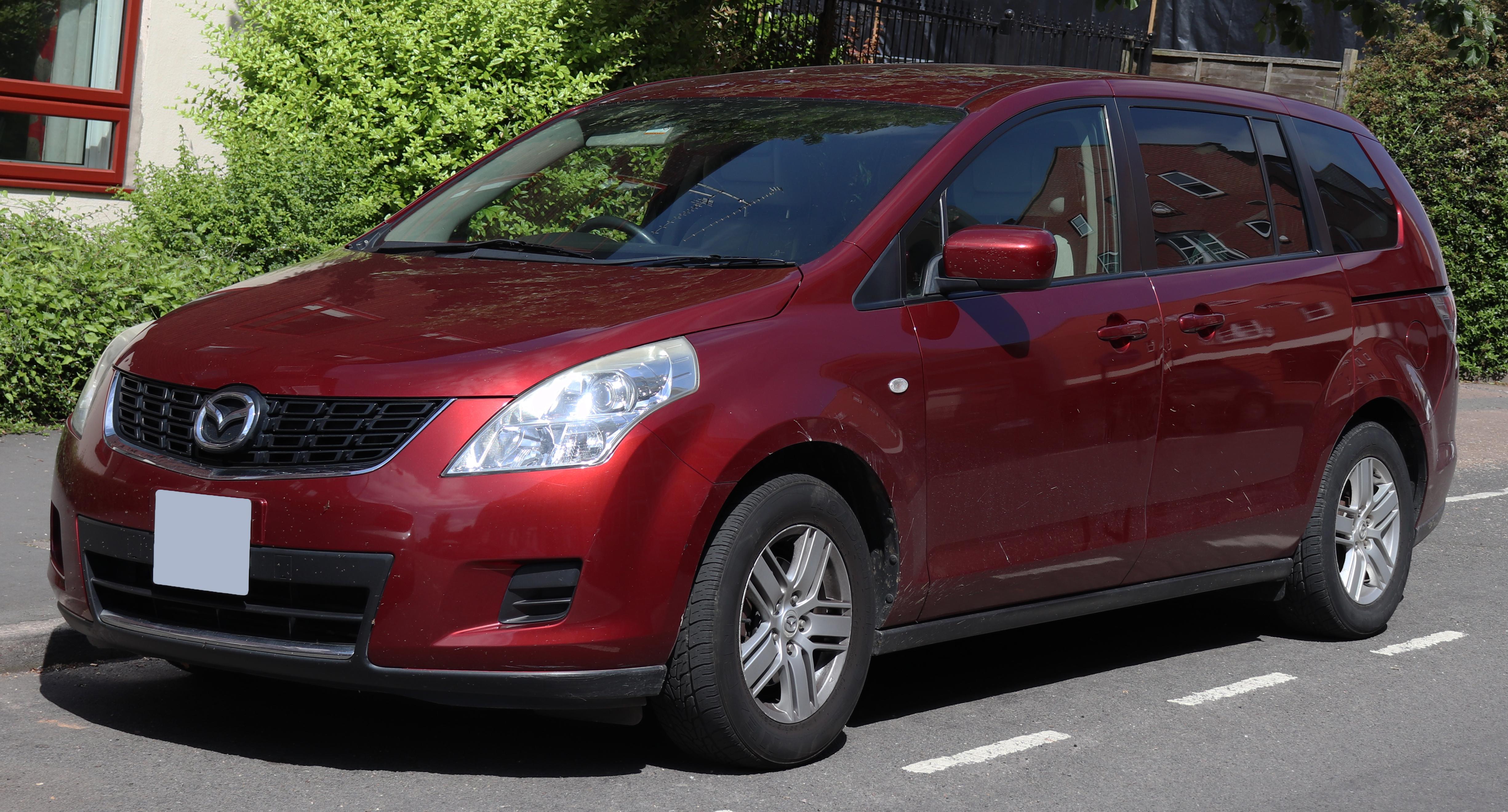 Kelebihan Mazda Mpv Top Model Tahun Ini