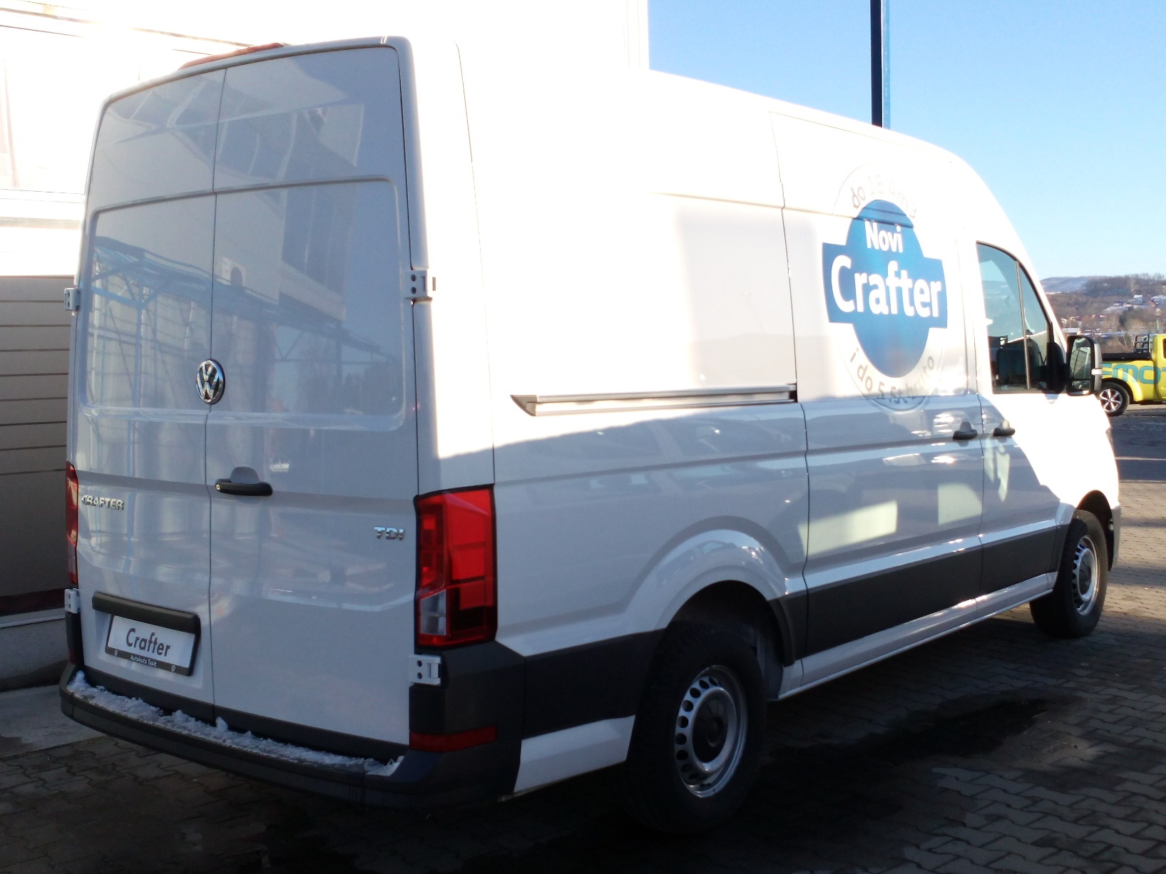 File:2018 VW Crafter Nazad jpg - Wikimedia Commons