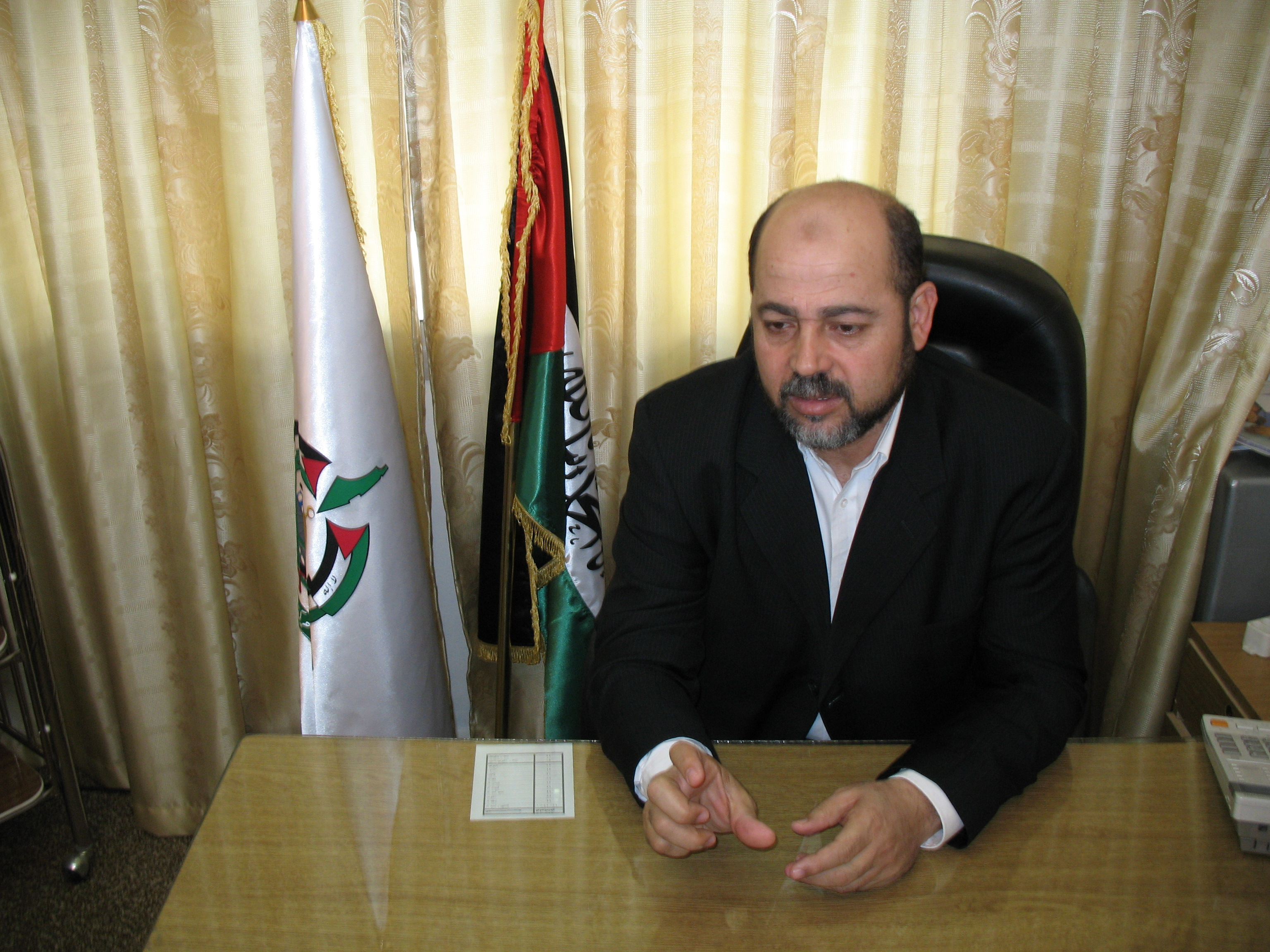 Mousa Mohammed Abu Marzook
