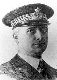 Carlo Cattaneo (admiral) Naval officer