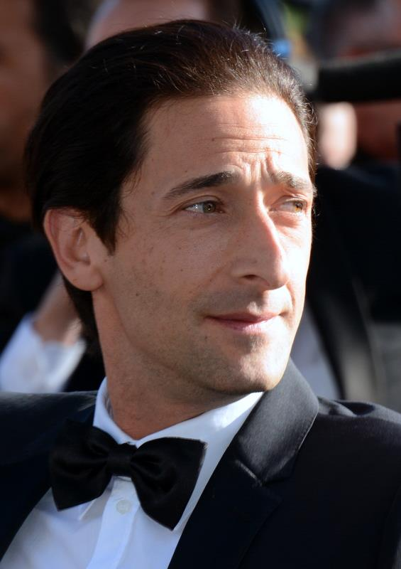 Brody at the 2013 Cannes Film Adrien Brody